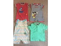 Boys Bundle 9-12 months £15 for all
