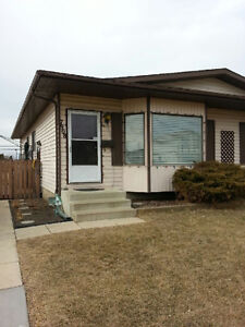 Duplex for Rent in Fort Sask.