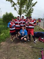 Street hockey team looking for sponsors