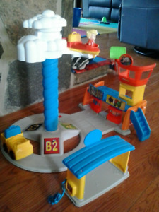 Aéroport Fisher Price