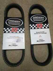 Rev and xp belts...also fits others Kitchener / Waterloo Kitchener Area image 1