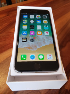 ☝ iPhone 6 Plus Space Gray 128GB Factory Unlocked MINT condition