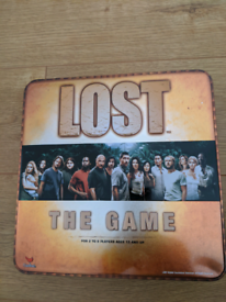 Lost The game