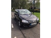 Vauxhall Corsa Semi Auto very low mileage! 2owners