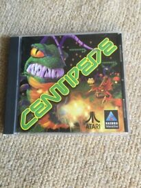 "Atari "" Centipede "" PC game"