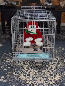 Cage set .