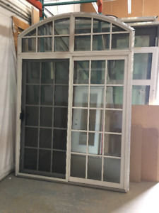 Patio Door(round top)