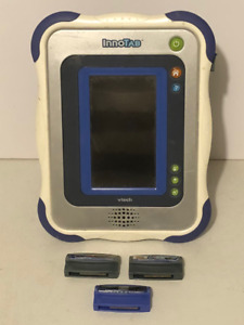 vteck InnoTab kids game console & 3 games