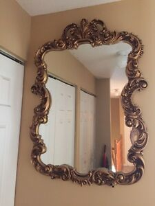 Rococo/Baroque Antique inspired mirrors