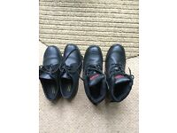 Safety boots and shoes size 8