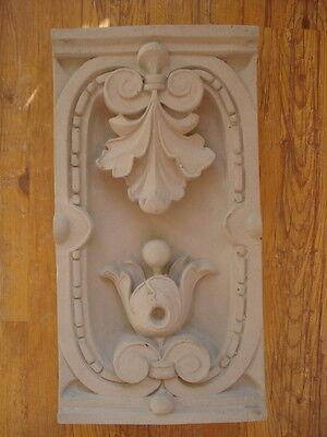 Fassadenstuck - Stuck wunderschönes Schmuckelement aus Beton für Aussenbereich