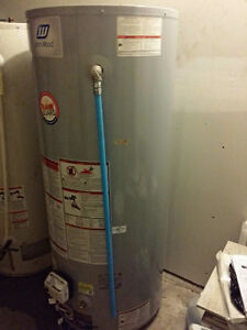 Water heater-60 gal gas heater