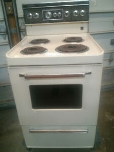 Apartment Stove