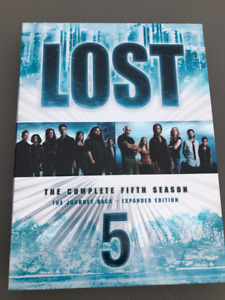 Lost Complete Season 5 - DVD