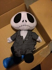 Large jack skellington stuffed figure London Ontario image 1