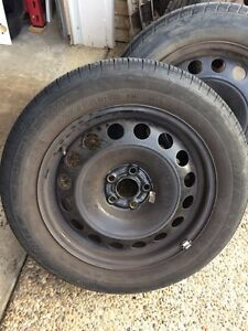 tires and rims 205/55/r16