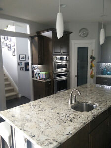 Fully finished custom built bungalow in Griesbach Edmonton Edmonton Area image 8