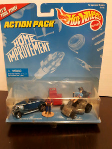 Collectable Hotwheels Home Improvement Toy