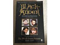 Black adder scripts book