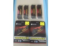 Corsair Vengeance Pro DDR3 32GB 1866mhz (4x8gb) memory kit