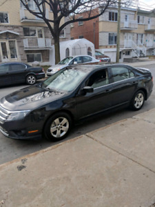 Ford Fusion 2010 **MANUELLE**