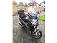 500cc Motorcycle Scooter Ape Piaggio X9