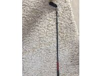 Nickclaus golf club in great condition left hand 50 grams