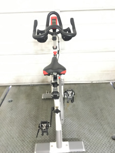 Schwinn AC Performance Plus Carbon Blue spin bike with console!