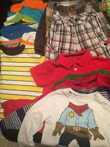 Boys Size 3 clothing