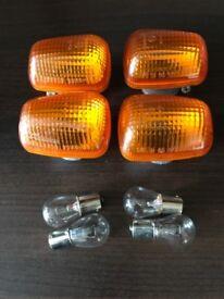 Suzuki indicator lenses
