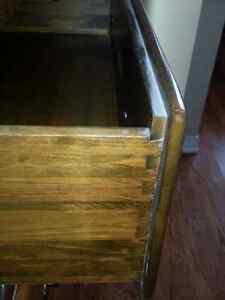 Solid Pine 5 Drawer Dresser Kawartha Lakes Peterborough Area image 3