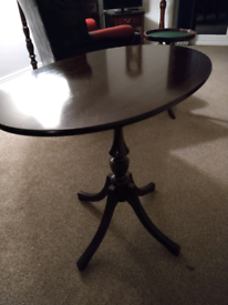Occasional Mahogany Table