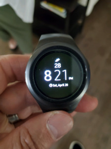 Samsung Gear S2 for sale