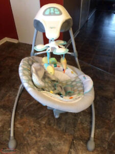Excellent Condition-Unisex Battery Swing-Positions,speeds, etc