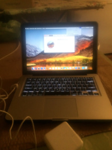 2011 (late) Macbook Pro, highest specs with SSD drive