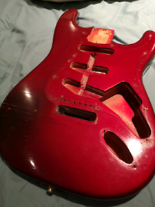 Stratocaster parts