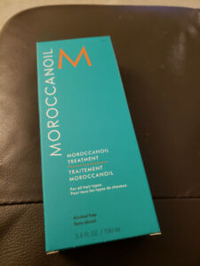 BEAUTY Hair!! SKIN!! MOROCCAN OIL NEW! 100ml Sale