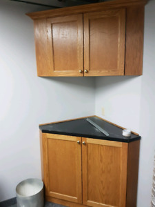 Office style cabinets
