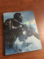 Call Of Duty Ghosts PS3(Steel book case!!!) Unused DLC Codes!!!