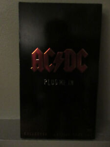 "AC/DC ""Plug Me In"" Collectors Edition 3 DVD Set"