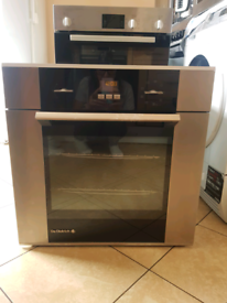 DeDietrich single electric oven built in 60cm, multifunction