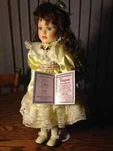 Collectible doll. Limited one year production. 1998 London Ontario image 2