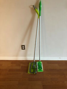 Swiffer Sweeper/Sweep and Trap Floor Sweeper
