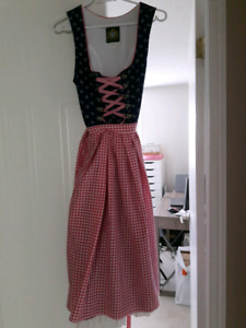 Nearly New Dirndl - Size 12