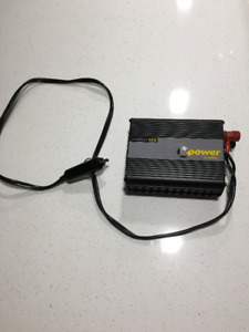 Power Inverter - perfect for in-car electronic use.