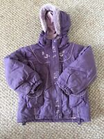 Girls size 7 winter coat.