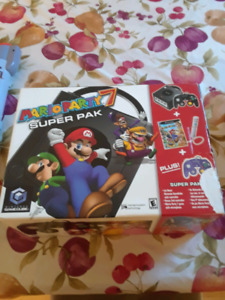 Mario party 7 game cube