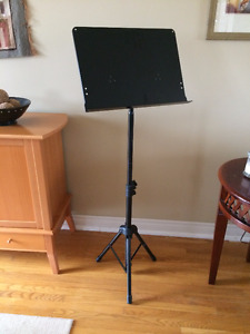Sheet Music Adjustable Stand