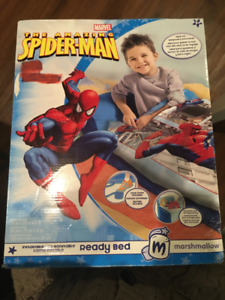 Spiderman Inflatable Bed