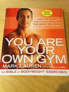 You Are Your Own Gym: The Bible of Bodyweight Exercises Kingston Kingston Area image 1